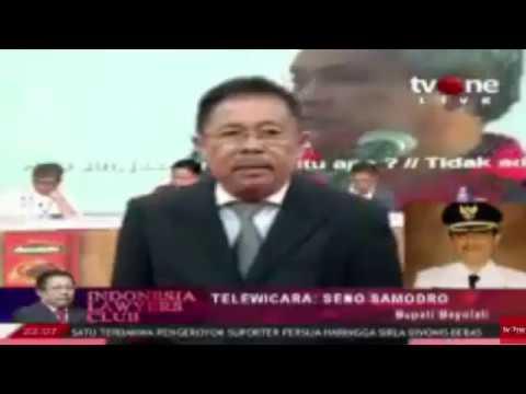 ILC 6 NOV 2018~ PENGECUT!!! BUPATI BOYOLALI SENO SAMUDRO TAKUT HADIR DI ILC