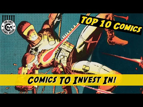 Comics To Invest In Before It's Too Late - Fall 2020 - Top 10 Comics