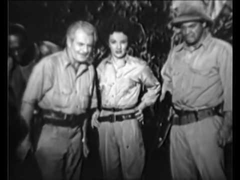 Perils of the Jungle 1953 JUNGLE ADVENTURE