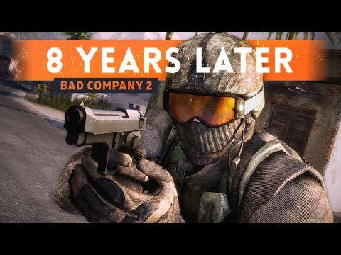 battlefield bad company 2 player count