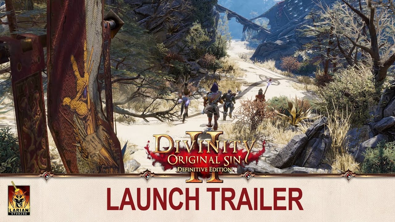 Divinity: Original Sin 2 - Definitive Edition' Now Available