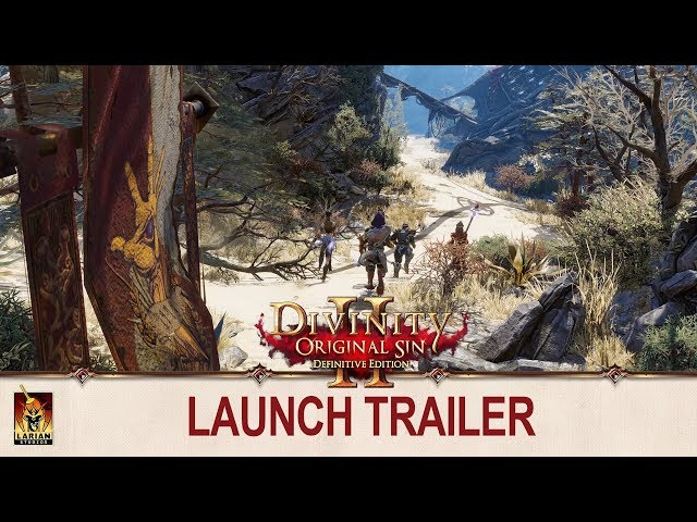 Divinity: Original Sin 2 – Launch Trailer - YouTube