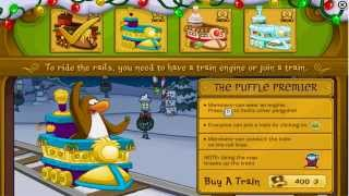 Club Penguin - Holiday Party 2013