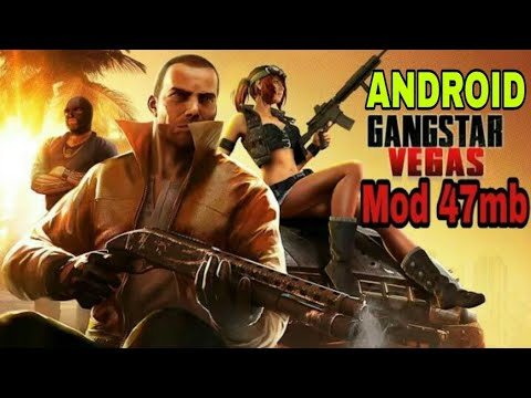 how to download gangster vegas mod 47 mb on android in hindi with gameplay