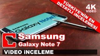 Samsung Galaxy Note 7 -  Akıllı Telefon - Video İnceleme