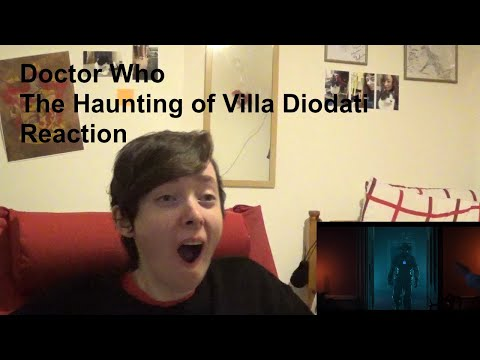 Doctor Who 12x08 The Haunting Of Villa Diodati Reaction