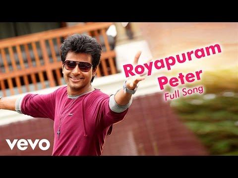 Maan Karate - Royapuram Peter Song | Anirudh Ravichander