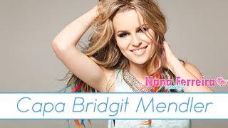 Capa Bridgit Mendler Photoshop CS6 #NanaFerreiraTutoriais