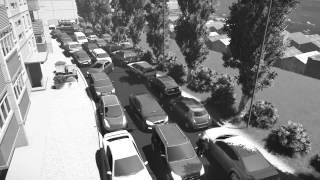 Дворовые парковки. Конкурс городских микрокластеров.