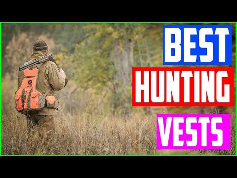 Top 5 Best Upland Hunting Vests