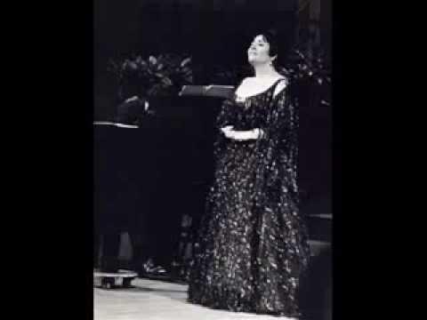 VICTORIA DE LOS ANGELES.LAUDATE DOMINUM. MOZART.  1964..avi