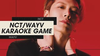 Download lagu NCT/WAYV KARAOKE GAME PT. 2