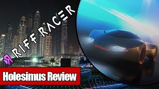 Обзор Riff Racer - Race Your Music! [Holesimus Review]