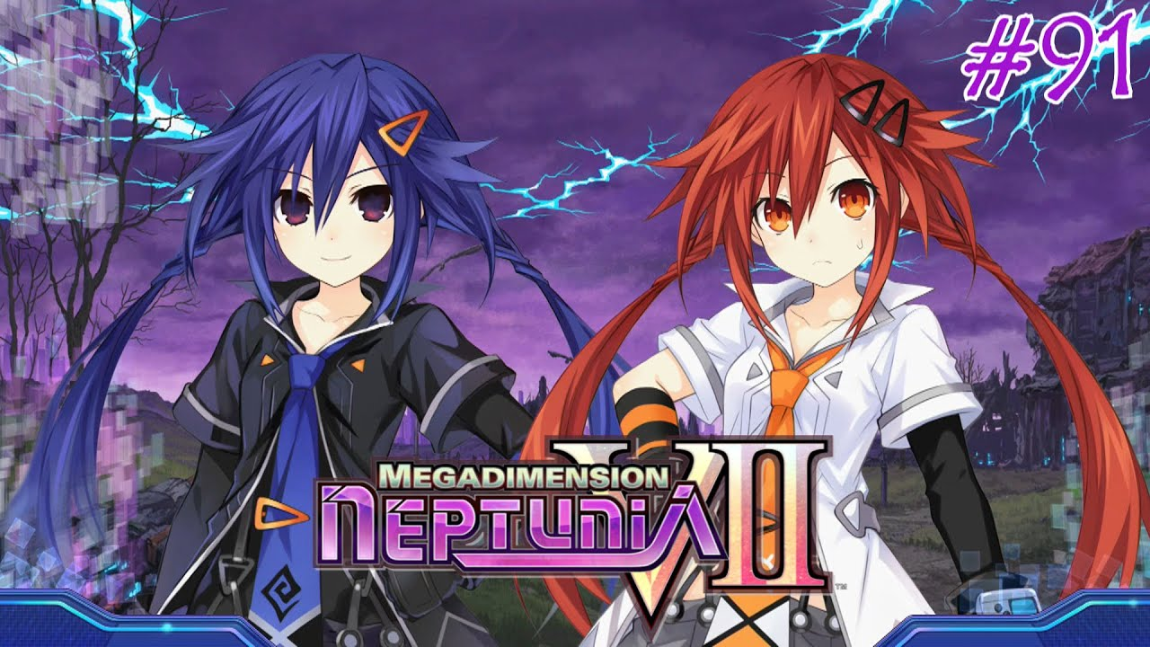 Megadimension Neptunia Vii💜 Ps4 Walkthrough Part 91