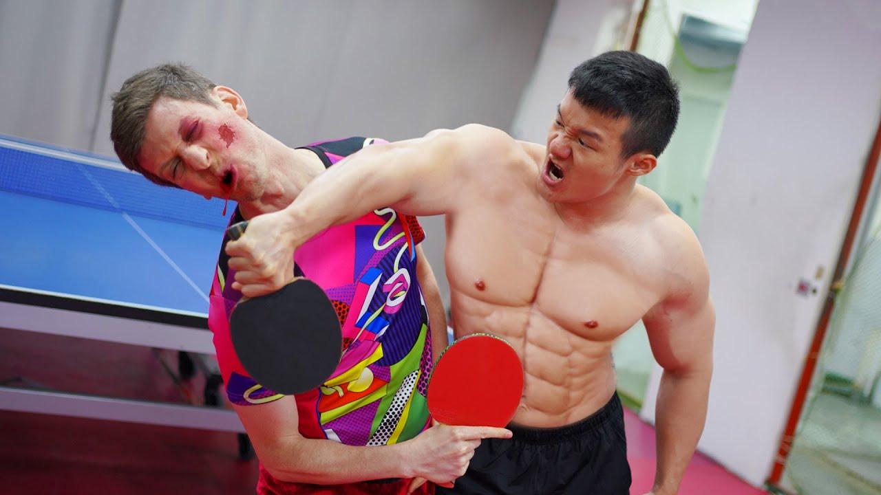 Fight Club Table Tennis