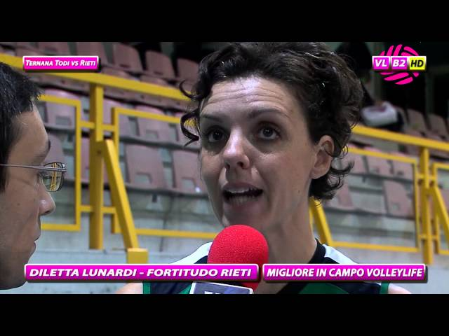 Interviste Ternana Todi vs Rieti