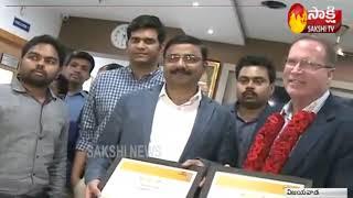 Knee implant Triathlon launched at Sai Bhaskar Hospitals | Vijayawada
