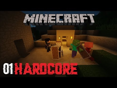 Petualangan Baru di Mulai! #1 - Minecraft Hardcore Indonesia