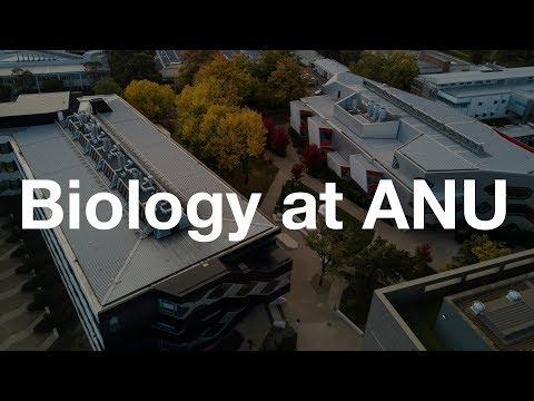 Biology at ANU