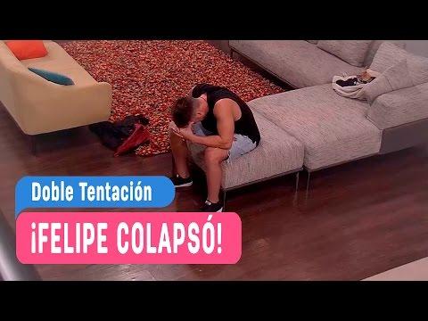 Doble Tentación - ¡Felipe colapsó! / Capítulo 44