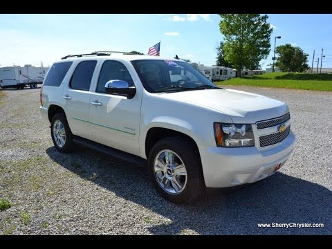 2010 chevrolet tahoe ltz for sale dealer dayton troy piqua sidney ohio cp13883t youtube. Black Bedroom Furniture Sets. Home Design Ideas