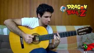 We Gotta Power (Dragon Ball Z music)  on Acoustic Guitar by Marcos Kaiser