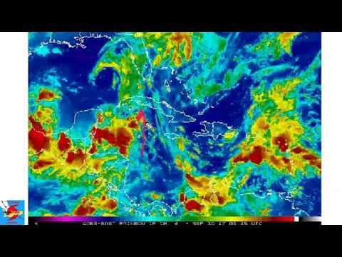 Tropical Update Cayman H Centre  30  September 2017