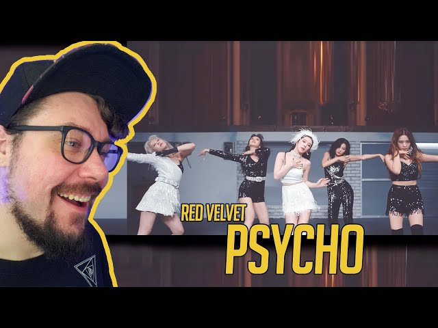 Mikey Reacts to Red Velvet - 'Psycho' MV