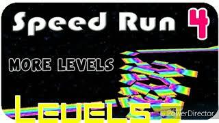 #有OOF sound #Roblox #Speed run 4 (Nomal) Levels1-7 BGM