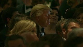Was this the night Trump decided to run?