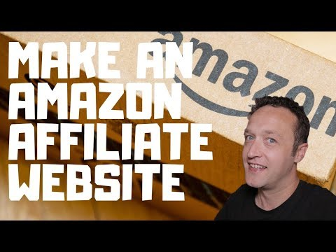 How to make an AMAZON AFFILIATE WEBSITE 2018 with WordPress Woocommerce and Woozone (Wzone) thumbnail