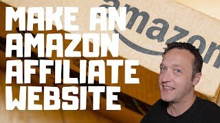 How to make an AMAZON AFFILIATE WEBSITE 2018 with WordPress Woocommerce and Woozone Wzone