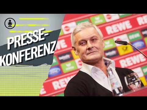 Pressekonferenz: Vorstellung Armin Veh