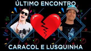 Caracol Raivoso e Lusquinha na Vídeo Game Show 2018