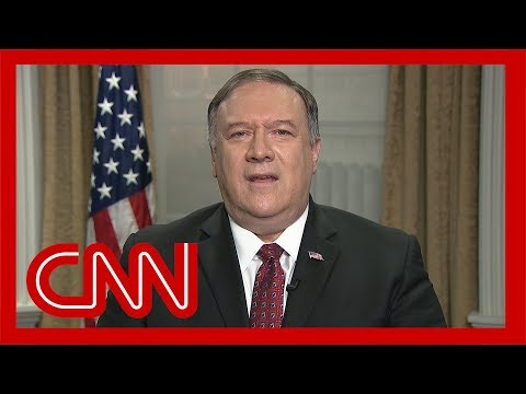 Pompeo: Maduro was ready to leave. Russians said stay