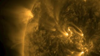 Space Weather, OLR, Earthquakes | S0 News Nov.29.2015
