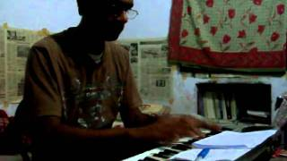 Kitne Dafe sung by me on piano chords