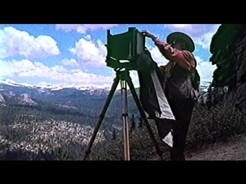 An Inside Look at Ansel Adams' Photography In Yosemite
