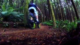 GoPro Hero 4 Session, Mountain Biking New Zealand