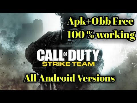 Call Of Duty APK+OBB Free | 100% Working | Android Games | Android Offline Games