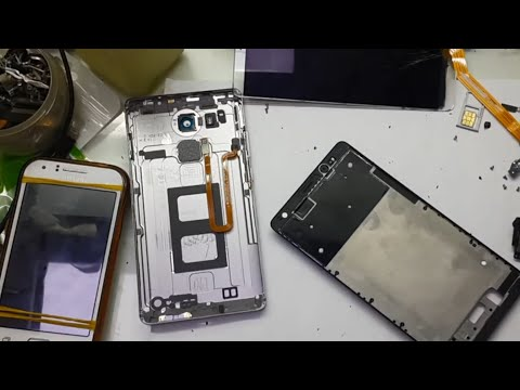 Huawei mate 8 how to replacement LCD Screen Full Dissemble .