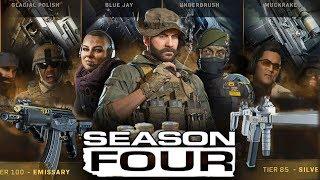 Modern Warfare: Everything In The Season 4 Battle Pass