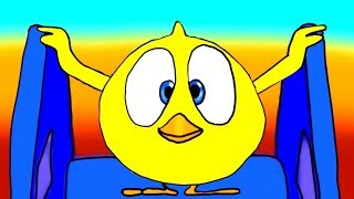 Where is Chicky ? Attractions with Funny Chicken Chicky | How to Draw Chicky |Coloring Page for Kids