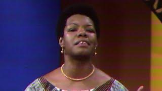 Maya Angelou Recites 'Heritage' -1968 | KQED