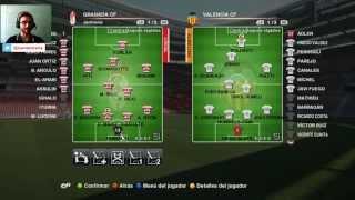 Gameplay de PES 2014 en PC
