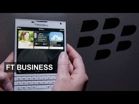 BlackBerry Passport the square smartphone | FT Business