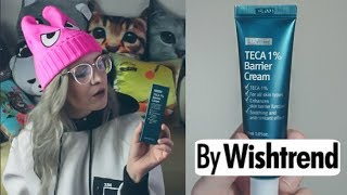 [BY WISHTREND] TECA 1% BARRIER CREAM REVIEW | BEST OF KOREAN SKINCARE