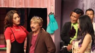 intip akting Cupi Cupita - di Pesbukers ANTV tengah malam part3