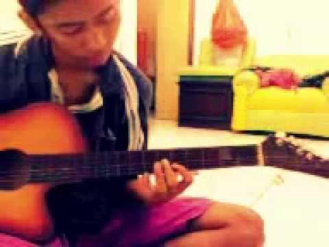 mengheningkan cipta guitar