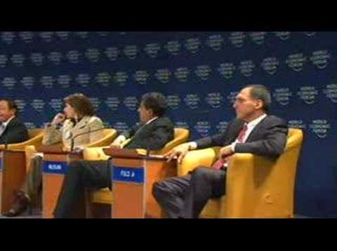 Davos Annual Meeting 2007 - Asia's New Business Giants